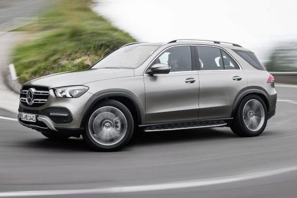 Mercedes GLE: Más grande, apto para 7 plazas y con versiones diésel y EQ Boost