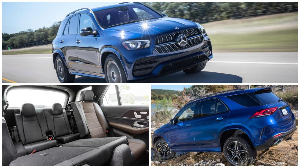 Mercedes GLE: el todocamino 'premium' sin fronteras