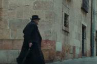 Fotograma de la película 'Mientras dure la guerra', de Alejandro Amenábar.