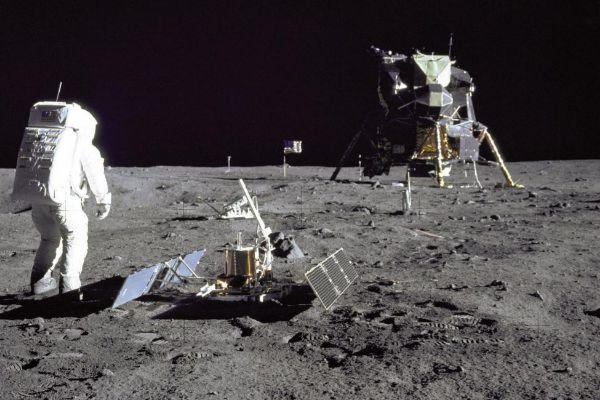 El espacio: una industria de 400.000 millones