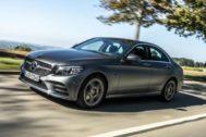 Mercedes C 300 de: otro diésel '0 emisiones'