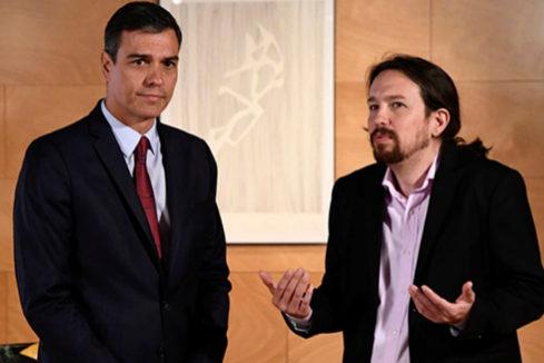 Iglesias renuncia a entrar en el Gobierno de Sánchez para facilitar una coalición con Podemos