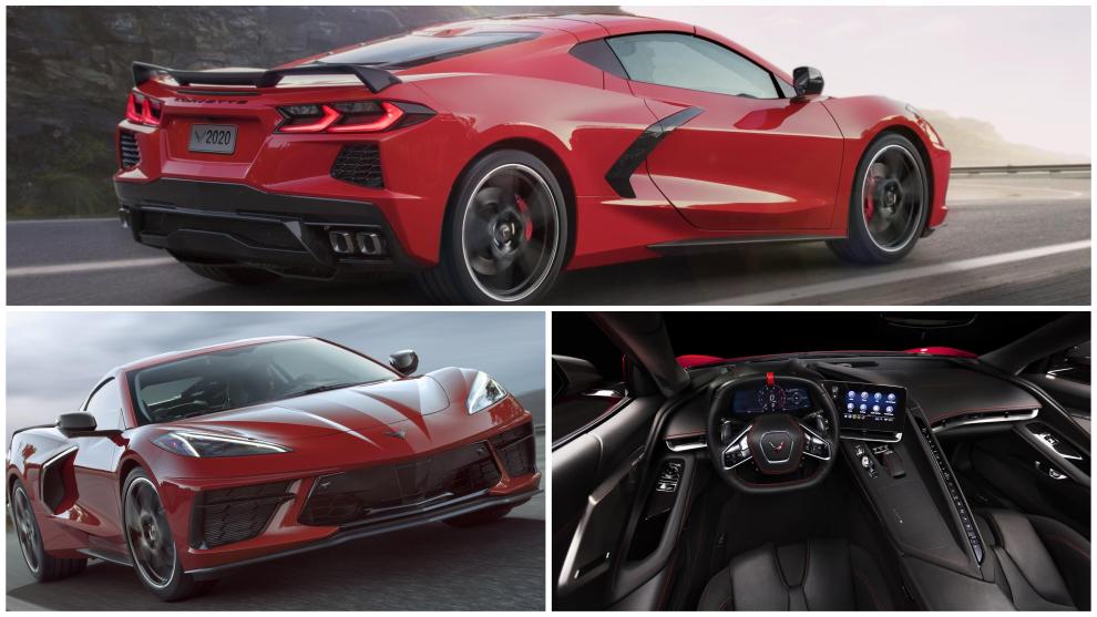 Chevrolet Corvette Stingray 2020: así es la octava generación del coupé americano