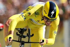 Tour de France - The 27.5-km Stage 13 Individual Time Trial from Pau to Pau