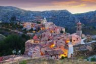 Albarracín, en Teruel, es uno de los 731 municipios de Aragón.