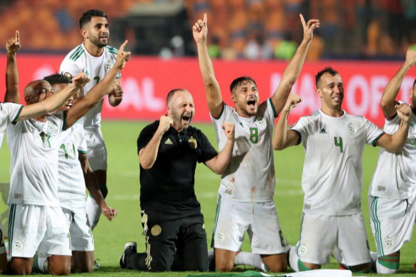 Africa Cup of Nations 2019 - Final - Senegal v <HIT>Algeria</HIT>