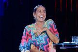 Isabel Pantoja, feliz en plató