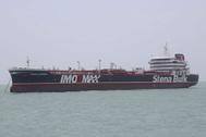 """Irán reconoce que la captura del petrolero británico es un acto de represalia y Reino Unido avisa de un """"camino peligroso"""""""