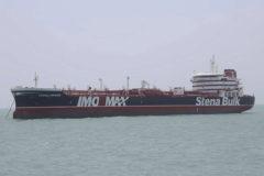 """Irán reconoce que   es un acto de represalia y Reino Unido avisa de un """"camino peligroso"""""""
