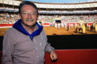 Constantino Álvarez en el Coso de Cuatro Caminos.