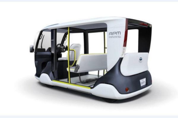 AMP Toyota: transporte para los JJOO Olímpicos y Paralímpicos de Tokio 2020