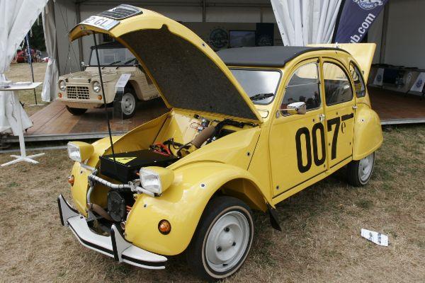 Citroën cumple 100 años y lo celebra con el 'Encuentro del Siglo'