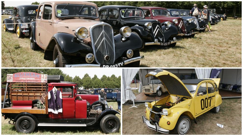 Un siglo de Citroën