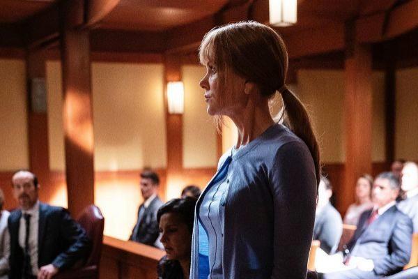 Celeste Wright (Nicole Kidman) centró gran parte de las reacciones al...