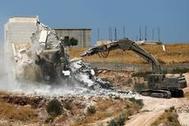 Israel derriba una decena de viviendas palestinas en Jerusalén este