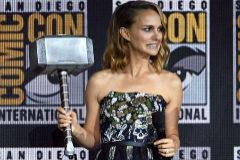 Lluvia de estrellas en la nueva fase de Marvel: Angelina Jolie, Natalie Portman, Salma Hayek...