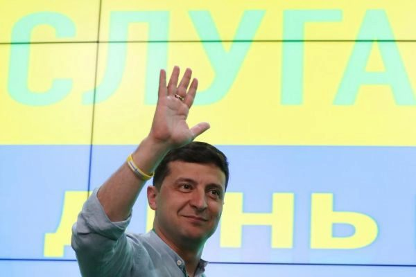 Kiev (Ukraine).- Ukraine&amp;apos;s President Volodymyr <HIT>Zelensky</HIT>...