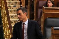 El terco chantaje de Pedro Sánchez