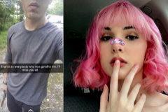 Brandon (21 años) degolló a Bianca (17) y después se acuchilló a sí mismo.