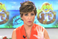 """Sonsoles Ónega, presentadora de Ya es mediodía en Telecinco, pidió perdón por decir """"vamos a estar corriendo como negros"""""""