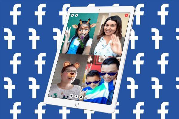 Un fallo de Facebook permitió a miles de niños chatear con desconocidos