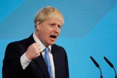 """Primer discurso como líder tory: El Brexit será """"un éxito imponente"""""""