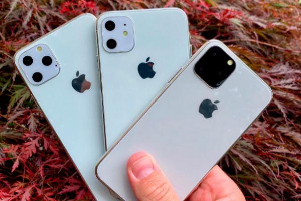 Más detalles del iPhone 11: mejores cámaras y un nuevo motor de vibración