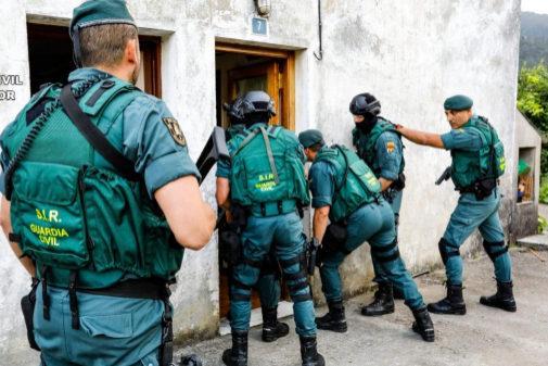 Operación contra el yihadismo en Gipuzkoa