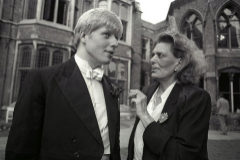 FILE PHOTO: Greek minister for culture Melina Mercouri speaks with President of the <HIT>Oxford</HIT> Union society <HIT>Boris</HIT> <HIT>Johnson</HIT> before she addressed the Union on the subject of the Elgin Marbles at the University of <HIT>Oxford</HIT>