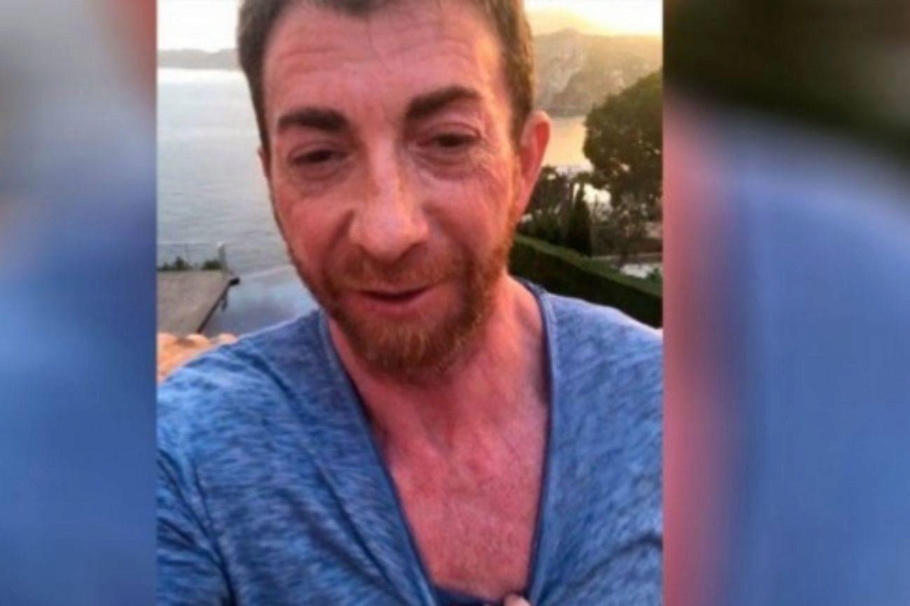 Las vacaciones de Pablo Motos, de 53 años, en Alicante pudieron...