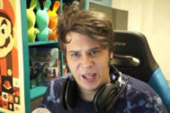 El Rubius, uno de los youtubers favoritos de niños y adolescentes.