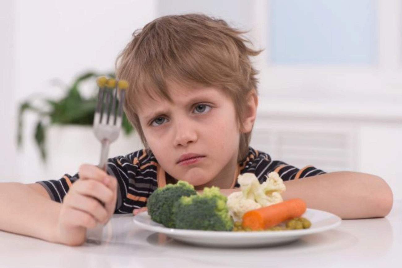 De mi nada comer no hijo dos anos quiere