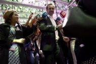 José Ramón Bauzá, a su llegada a una reunión de la Junta Directiva Nacional del PP en 2018.