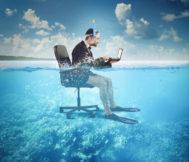 Las 7 claves para desconectar del trabajo en verano
