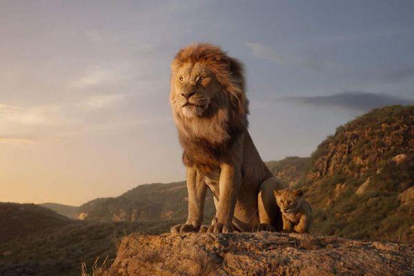 Imagen de la nueva versión de El Rey León, una historia que ha sido...