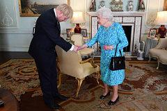 """Johnson ya es 'premier': promete salir de la UE el 31 de octubre """"cueste lo que cueste"""""""