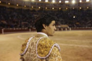 El diestro Pablo Aguado, en Las Ventas.