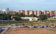Zona de expansión urbanística de Castellón.
