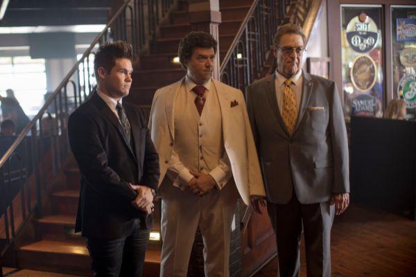 Imagen de Los Gemstone, producción original de HBO que se encuentra...