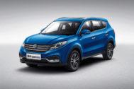 DFSK  580, el SUV chino que ya se vende en España
