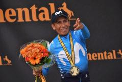 Nairo Quintana expía sus pecados en la etapa reina de los Alpes