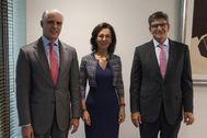Andrea Orcel pidió más dinero al Santander y grabó conversaciones con Botín