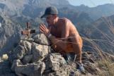 Orlando Bloom durante sus vacaciones en Mallorca con Katy Perry.
