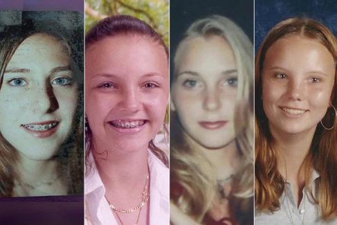 Las chicas que han denunciado.
