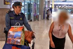 Fotograma del programa 'Control de fronteras' con el agente implicado