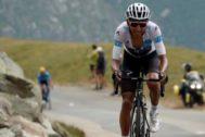 Tour de France - The 126.5-km Stage 19 from Saint-Jean-de-Maurienne to Tignes