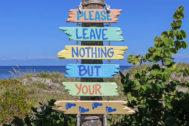 Vacaciones: consejos para cuidar la playa este verano