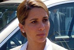 Haya de Jordania, en una imagen de hace años