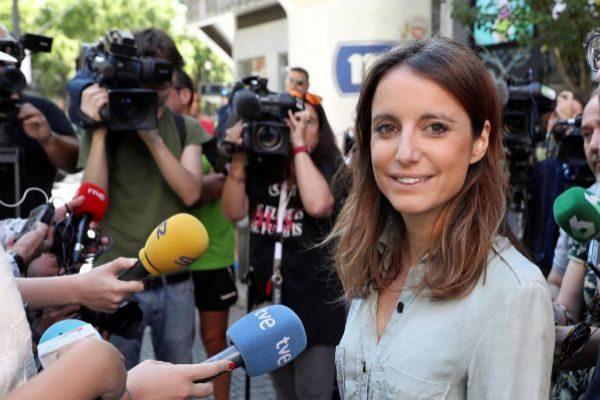 La delegada del área de Cultura, Turismo y Deporte del Ayuntamiento...