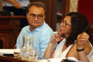 El portavoz socialista, Paco Sanguino.